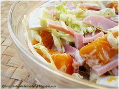 Salata cu cartofi dulci - imagine 1 mare Potato Recipes, Cabbage, Tacos, Potatoes, Mexican, Vegetables, Cooking, Ethnic Recipes, Food