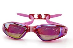 TianYe Silicone Goggles Professional Swimming Goggles water sports diving eAntyFog Quick Adjusting Silicone Head Stra ** You can find out more details at the link of the image.Note:It is affiliate link to Amazon.