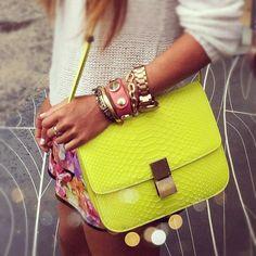 serious bag envy #celine