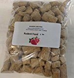 nice Rodent Pet Food 5 lbs For All Types of Rodents Complete Diet Mice Rats Gerbils Guinea Pigs Hamsters Squirrels Blocks Great For All Your Large or Small Rodent Needs Dust Free Harlan 8640 Teklad BULK