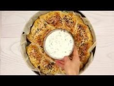 Kıymalı Milföy Böreği