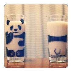 Panda cup.