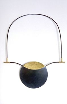 Birgit Laken - have a pendant very similiar but it came off its necklace, wonder if I can do something similiar?
