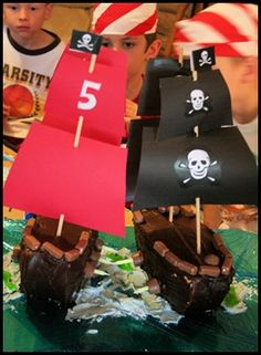 A Pirate's Party for Me!