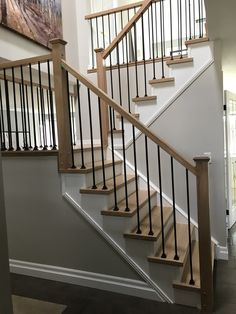 Force Movie, Staircase Design, Stairs, Home Decor, Stairway, Decoration Home, Room Decor, Stair Design, Staircases