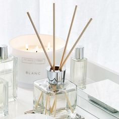 Big fan of scented candles and diffusers - The White Company
