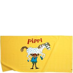 Badhandduk Pippi
