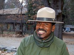 TheGrio's 100 - Shelton Johnson has worked in National Park service for more…