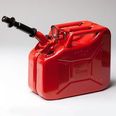 """2-1/2 Gallon Steel """"Jerry Can"""""""