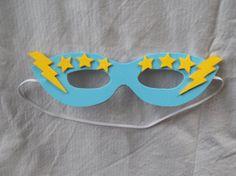 Super Hero Mask!