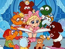 The Muppet Babies, cartoon series of the Muppets as babies! I used to love love looovve this show but I was scared of the real Muppets on the Muppet Show for some reason :s Muppet Babies, 80s Kids Shows, 90s Kids, 90s Childhood, My Childhood Memories, Baby Tv Show, Cartoon Photo, Baby Cartoon, Jim Henson