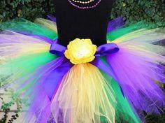 Mardi Gras Tutu