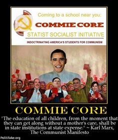 """Karl Marx   """"The education of all children, from the moment that they can get along without a mother's care, shall be in state institutions at state expense."""""""