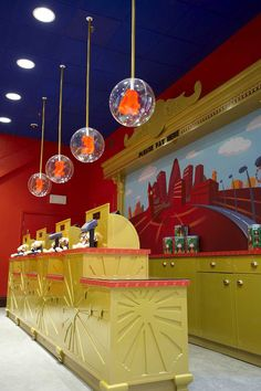 Toy Store   Retail Design   Store Interiors   Shop Design   Visual Merchandising   TOY STORES! Retail Hamleys flagship store by wdl, London