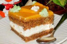 Pyszne i proste ciasto bez pieczenia - Planeta Life Mousse Au Chocolat Torte, Polish Recipes, Polish Food, Comfort Food, Homemade Cakes, Ale, Carrots, Cheesecake, Herbs