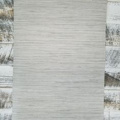 This imitation grasscloth looks just like the real thing. Cool contemporary shades of gray. Wallpaper Please, Shades Of Grey, Contemporary, Gray, Room, Interiors, Bedroom, Shades Of Gray Color, Grey