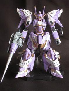 Custom Build: 1/100 Vigna Zirah - Gundam Kits Collection News and Reviews