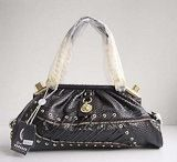 Versace 8401 Distinctive Style Ladies Bag in Black