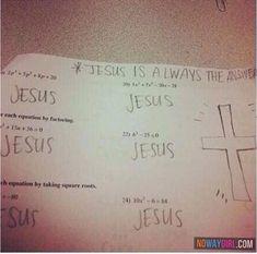 #JESUS4EVER