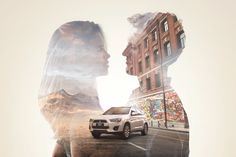 Mitsubishi - Drive Your World on Behance