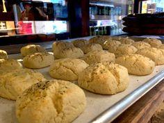 Biscuits - Otro recomendado es el desayuno en Le pain quotidien y sus clases de panadería.