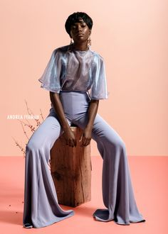 Lookbook | SS17 Ready-to-wear - Andrea Iyamah