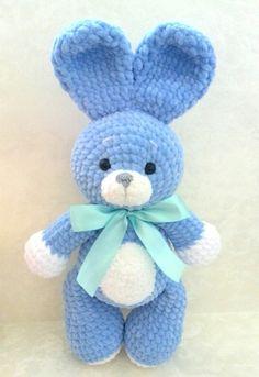 Crochet Bunny Pattern, Crochet Patterns, Pet Toys, Kids Toys, Sock Toys, Little Boy And Girl, Cat Doll, Amigurumi Toys, Crochet Animals