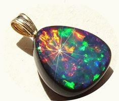 black opal stones | Designers of Australian Opal Jewelry, Gemstones & Beads....- Ring stone possibilities.