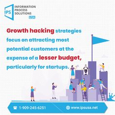 However, we find it suitable for our followers to know first that What is Growth Hacking in Digital Marketing. Growth hacking is a new term in the digital marketing world that revolves around growth for a lower cost per customer acquisition.  The mission is to reach massive success in the early stages of product/service launch. No traditional expensive marketing techniques,   just the targeted advertisement with a combination of marketing tactics that are tested with data analytics. Marketing Tactics, Growth Hacking, Marketing Techniques, Data Analytics, Followers, Digital Marketing, Budgeting, Knowledge, Success