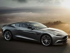 2013 Aston Martin AM 310 Vanquish - brutally sexy car