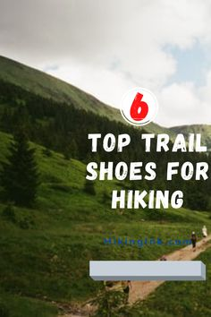 Enjoy your hike! Pick one of these 6 top trail shoes for hiking. #hiking shoes #hiking shoes for women Best Hiking Boots, Hiking Shoes, Trail Shoes, Pick One, Amazing Women, Tops, Hiking Sneakers, Shell Tops, Hiking Boots