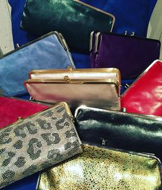 Hobo Wallets- our favorite!! 20% OFF!!! So many to choose from. Solids- $110 Prints- $128 before discount  #madisonsbluebrick #hobo #boutiqueshopping #gifting #shoplocal