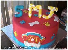 Paw Patrol, Cupcake Toppers, Icing, Cake Decorating, Cupcakes, Sweet, Desserts, Food, Candy
