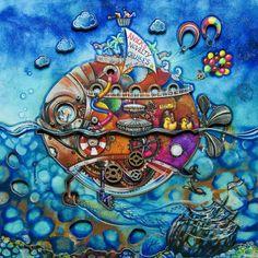 Tightanik by Kerry Darlington