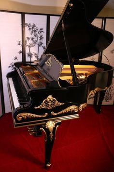Art Case Steinway Pianos For Sale - See video tours and prices of all pianos before you buy. Piano Art, Piano Room, Piano Music, Sound Of Music, Music Love, Music Is Life, Piano For Sale, Best Piano, Home Room Design