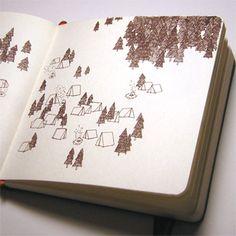 Sketchbook Series: Jen Corace
