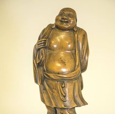 Late 19th Early 20th Century  A Chinese possiblyBoxwood
