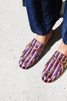 Silent D Multi Gigi Slip-On Loafer at Free People Clothing Boutique