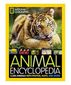 Look at this #zulilyfind! Animal Encyclopedia Hardcover #zulilyfinds