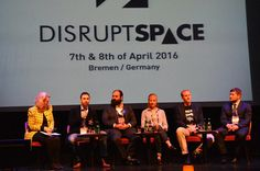 Polish space sector company Blue Dot Solutions became a finalist in a start-up competition at a Disrupt Space conference. #Gdańsk #Bremen #Poland #Germany