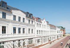 Die schönsten Ferienwohnungen auf Norderney – sanvie.de