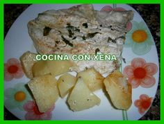 COCINA CON XENA: Lubina con patatas en Thermomix