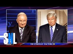 Alec Baldwin's Bill O'Reilly discusses sexual harassment with Alec Baldwin's Donald Trump - The Washington Post