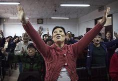 Inside China's Secret Churches: How Christians Practice Their Faith Under An Atheist Government