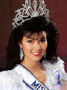 1988 miss universe from Thailand