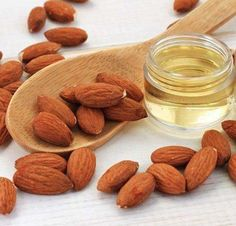 Almond Oil - 9 Home remedies to get rid of wrinkles
