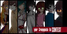 Creepypasta oc CONTEST - Noktaycity by Akito0405.deviantart.com on @DeviantArt