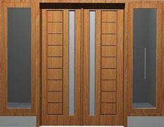 """KISAH MENARIK HATI: Kisah Nabi Ibrahim dan  """"Daun Pintu"""" House Window Design, Room Door Design, Door Design Interior, Wooden Main Door Design, Double Door Design, Double Doors Exterior, Art Deco Door, Bedroom Furniture Design, Entry Doors"""