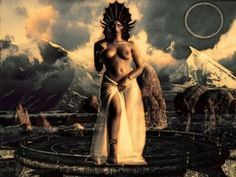 """In ancient Mesopotamia in the temples of the Goddess Inanna (circa 4,000 BCE) the sacred prostitutes took the title of """"Hierodule of Heaven"""" which meant 'servant of the holy'. Men would pay great sums to make love with the goddess via the body of a sacred priestess. These were holy women, highly educated and trained women, able to channel the energy of the goddess in public and private rites. In Babylon there was a hierarchy of high-ranking priestesses known by various names including…"""