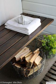 sauna,mökki,mökkisauna